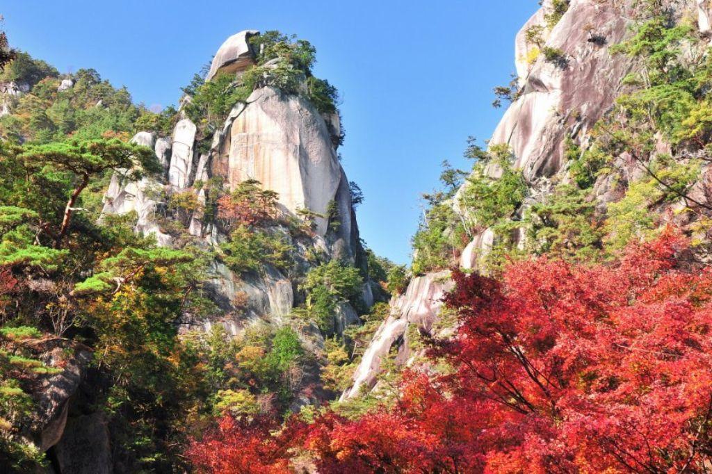 八ヶ岳 写真映え スポット 昇仙峡1