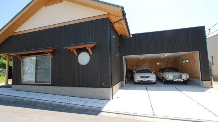 日本の四季に映える和風ガレージハウス特集!
