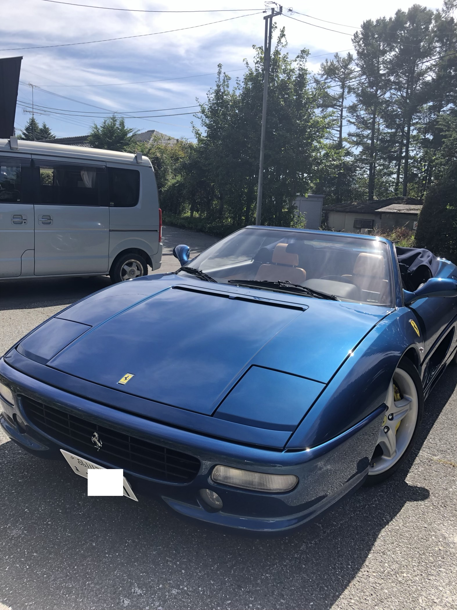 フェラーリF355 Ferrari