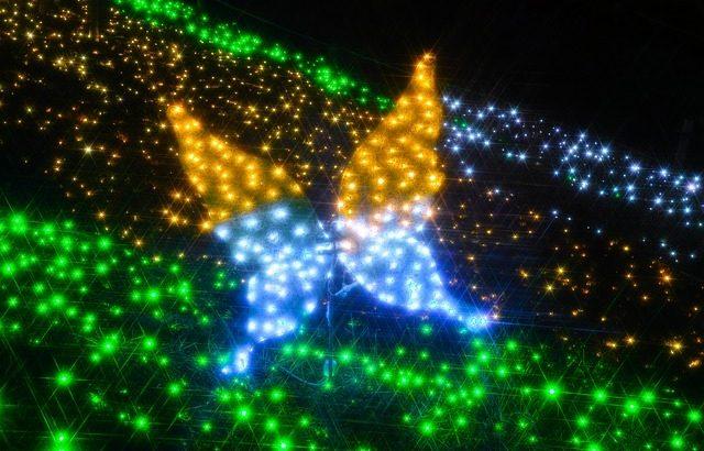 10 beautiful spots decorated with beautiful illuminations around Yatsugatake in Yamanashi!
