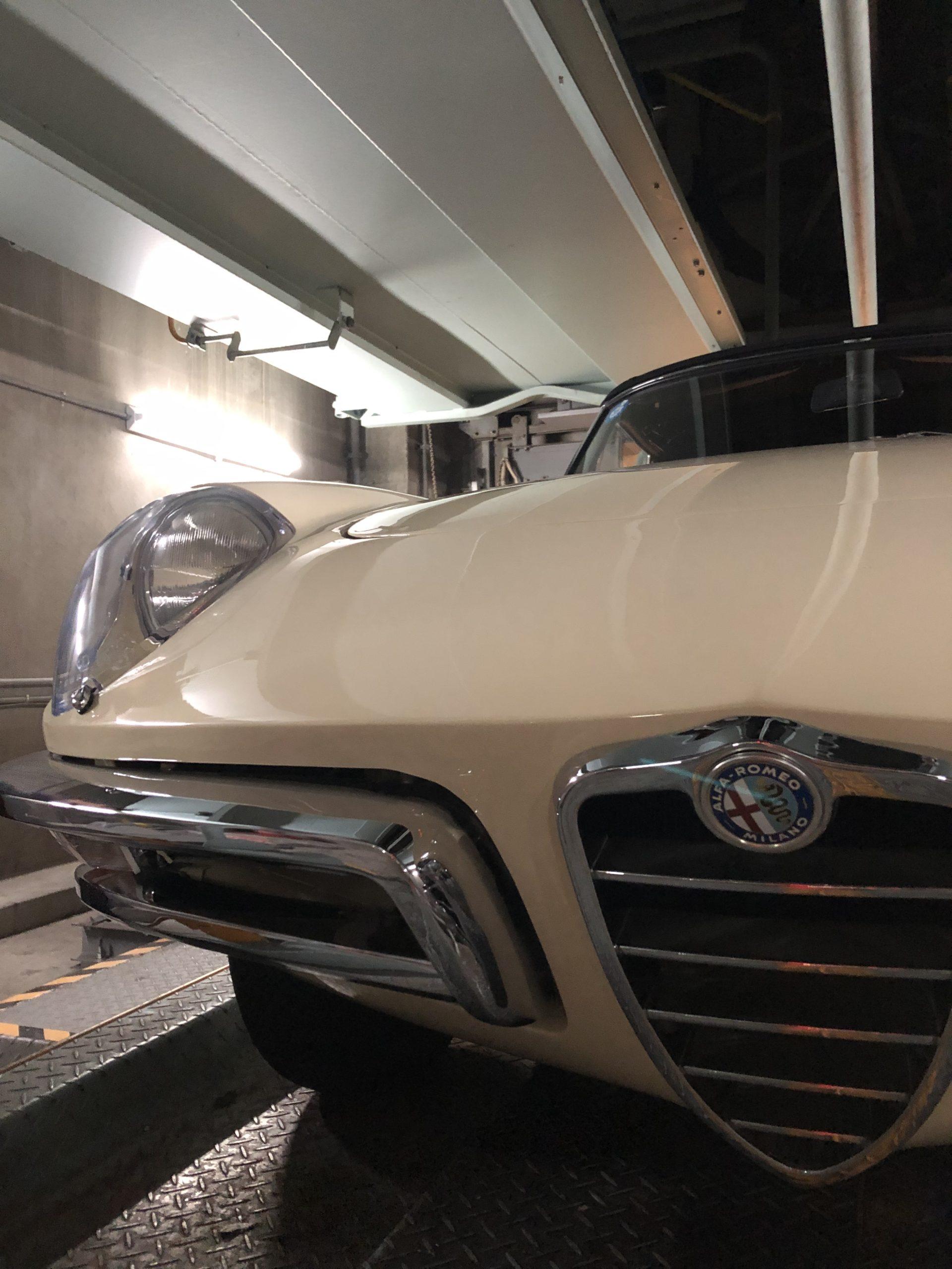 アルファロメオ スパイダー デュエット Alfa Romeo spider duetto