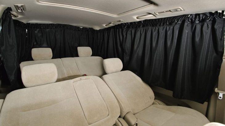 【車中泊のカーテン】厳選されたおすすめカーテンを紹介!車中泊をする際に気を付けたいこととは?