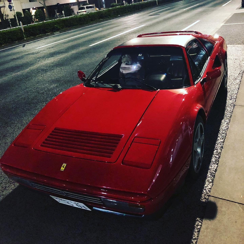 【中古購入半年】フェラーリ328GTSの維持費