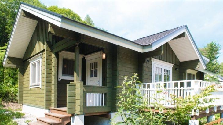 大人の休暇を楽しめる八ヶ岳のログハウスをご紹介!