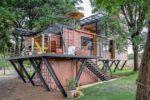 おしゃれなコンテナハウスのおすすめ10選!コンテナハウスの良さを生かした別荘がたくさん!